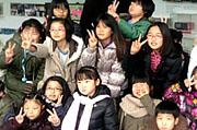 <지역아동센터> 제작 현장 탐방