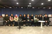 UN 아시아·태평양 정보통신교육생 제작현장 탐방
