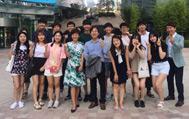 초록우산 어린이재단 대학생 홍보단 제작 현장 탐방